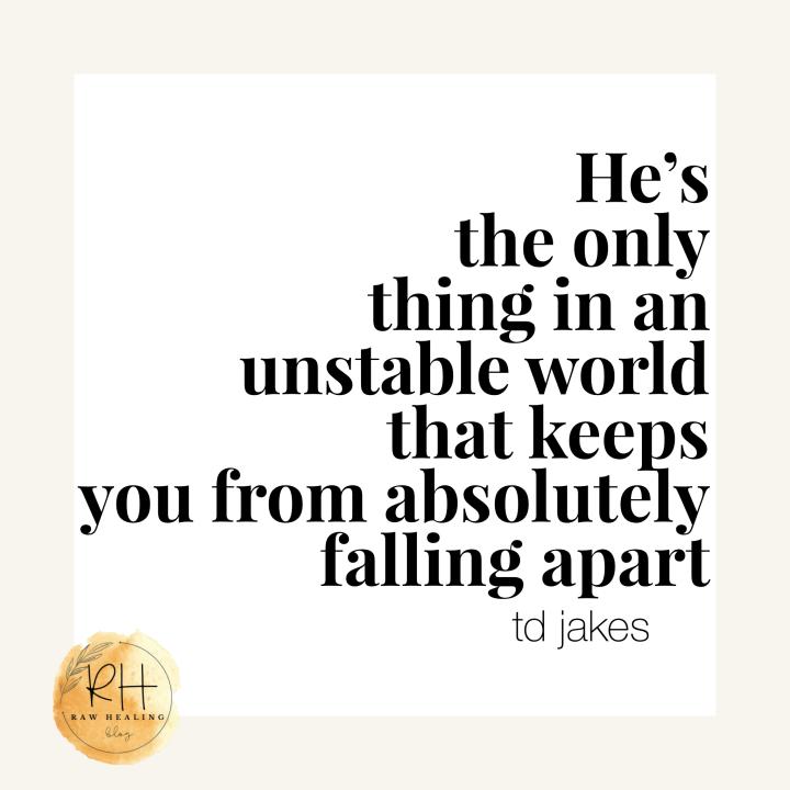 Faith & FallingApart